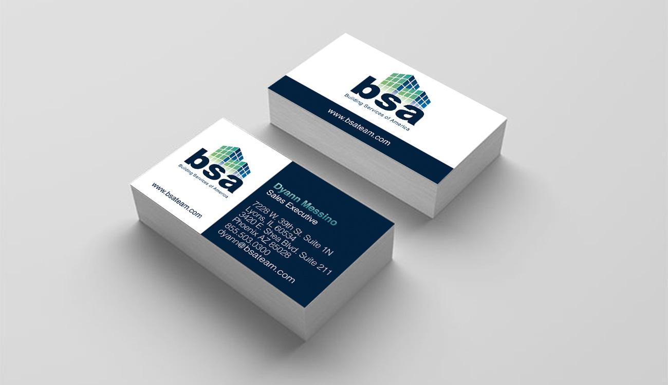 BSA - carti de vizita