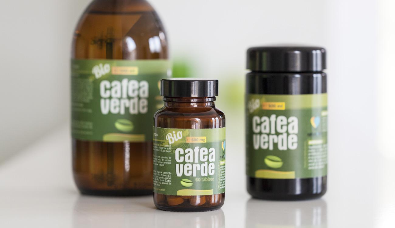 Etichete Cafea verde - foto 1