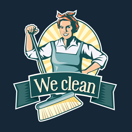 We clean - identitate vizuala