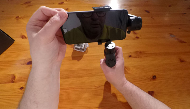 vloging device