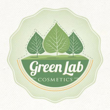 branding greenlab cosmetics