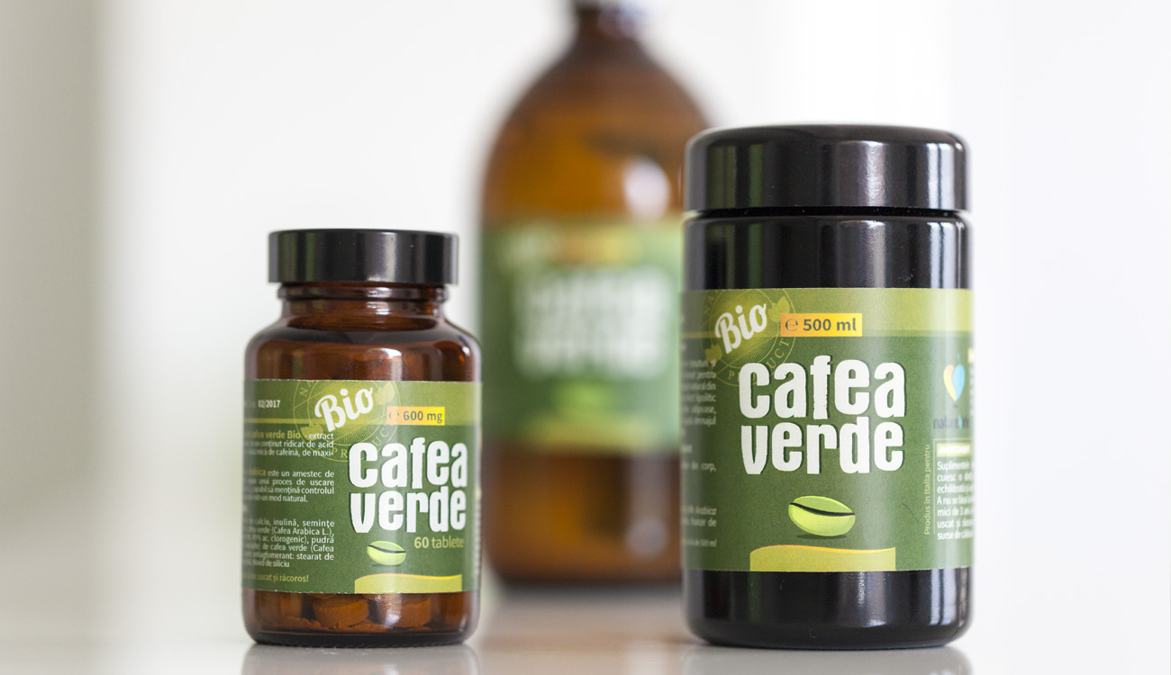 Etichete Cafea verde - foto 2