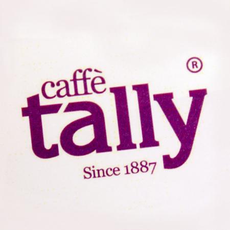 Tally caffe - identitate vizuala